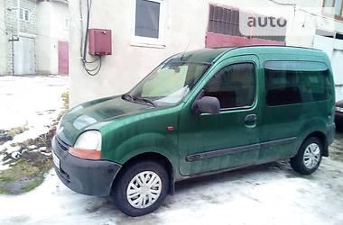 Renault Kangoo пасс. 1998 в Ивано-Франковске