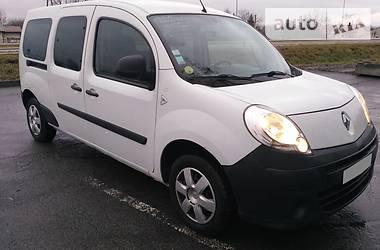 Renault Kangoo пасс. 2013 в Львове