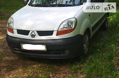 Renault Kangoo пасс. 2003 в Сумах