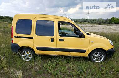 Renault Kangoo пасс. 2006 в Одессе