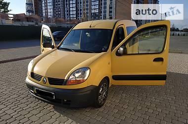 Renault Kangoo пасс. 2006 в Ивано-Франковске