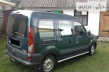 Renault Kangoo пасс. 1999 в Ровно
