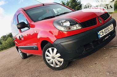 Renault Kangoo пасс. 2008 в Борзне