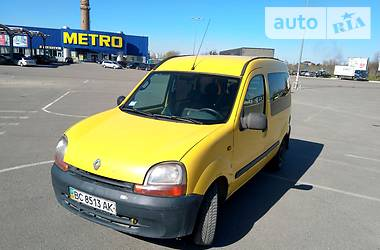 Renault Kangoo пасс. 1999 в Львове