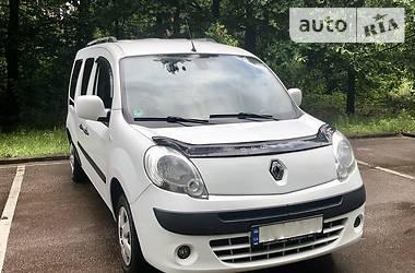 Renault Kangoo пасс. 2012 в Житомире