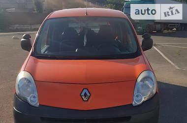 Renault Kangoo пасс. 2009 в Одессе