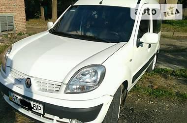 Renault Kangoo пасс. 2008 в Калуше