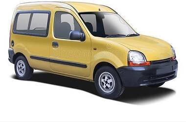 Renault Kangoo пасс. 2000 в Николаеве