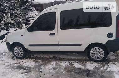 Renault Kangoo пасс. 2000 в Литине