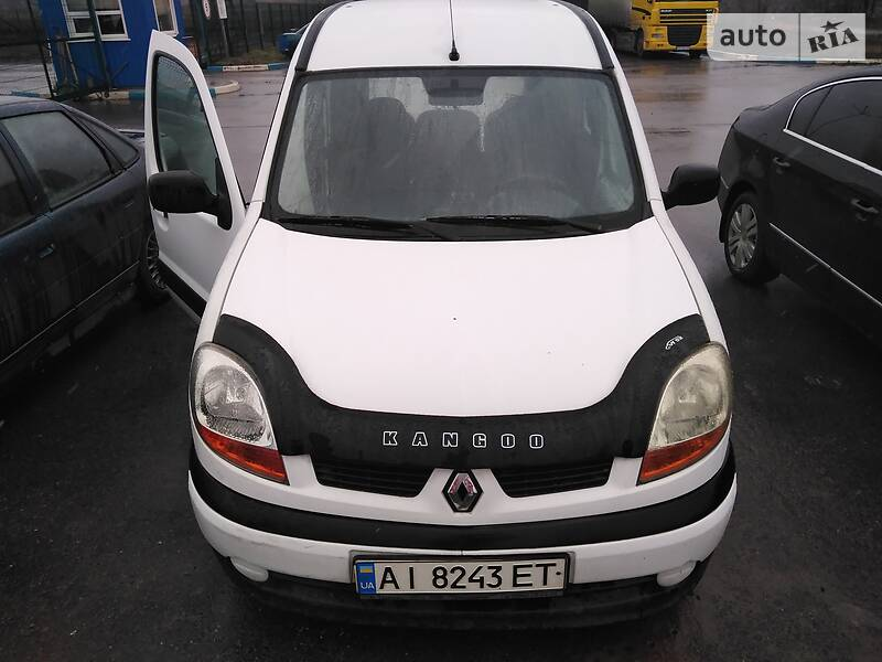 Renault Kangoo пасс. 2006 в Ирпене