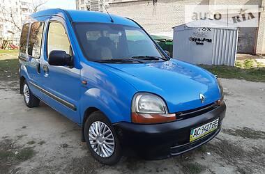 Renault Kangoo пасс. 1998 в Луцке