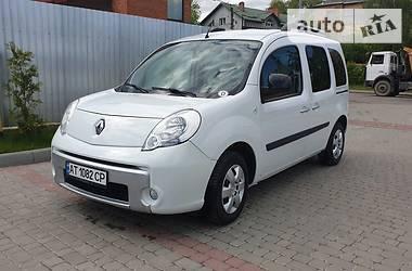 Renault Kangoo пасс. 2013 в Ивано-Франковске