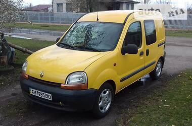 Renault Kangoo пасс. 2001 в Киеве