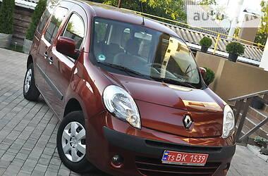 Renault Kangoo пасс. 2010 в Черкассах