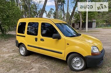 Renault Kangoo пасс. 1999 в Черкассах