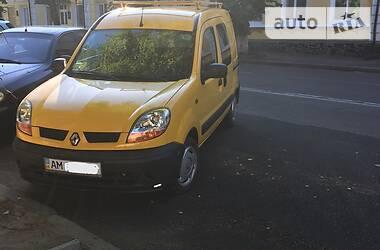Renault Kangoo пасс. 2003 в Житомире