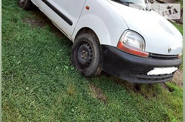 Renault Kangoo пасс. 1999 в Ужгороде