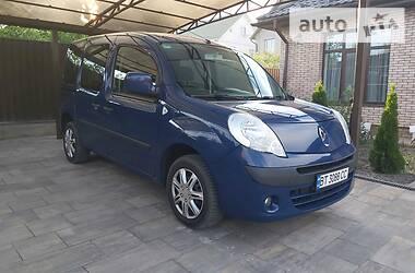 Renault Kangoo пасс. 2010 в Киеве