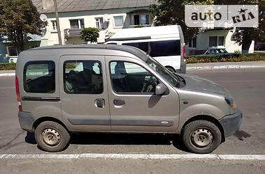 Renault Kangoo пасс. 2004 в Ратным