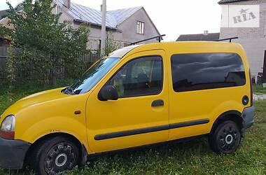 Renault Kangoo пасс. 1999 в Буске