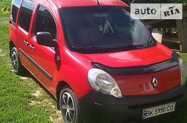 Renault Kangoo пасс. 2008 в Ровно