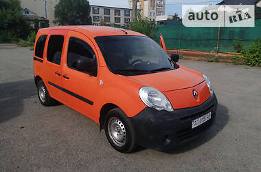 Renault Kangoo пасс. 2009 в Ивано-Франковске
