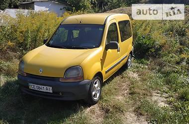 Renault Kangoo пасс. 1998 в Черновцах