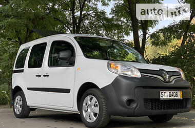 Renault Kangoo пасс. 2018 в Днепре