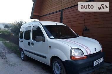 Renault Kangoo пасс. 2000 в Яремче