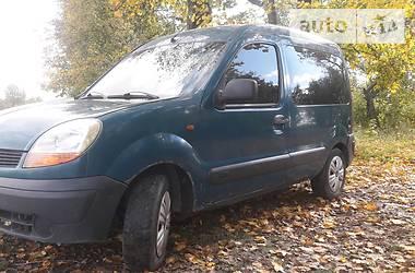 Renault Kangoo пасс. 2003 в Черняхове
