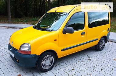 Renault Kangoo пасс. 2000 в Львове