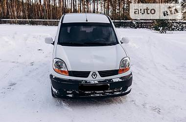 Renault Kangoo пасс. 2005 в Маневичах