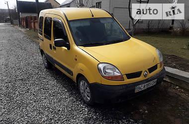 Renault Kangoo пасс. 2003 в Львове