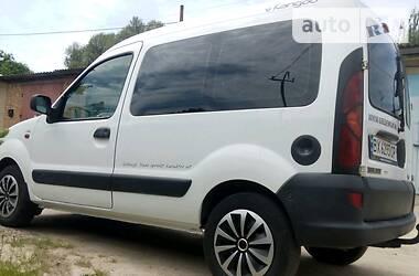 Универсал Renault Kangoo пасс. 2002 в Бердичеве