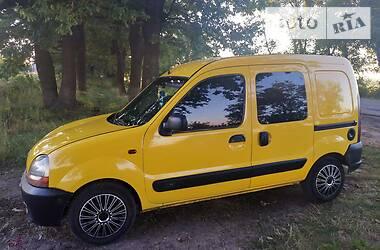 Пікап Renault Kangoo пасс. 2001 в Благовіщенську