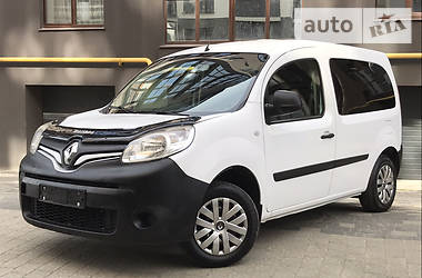 Минивэн Renault Kangoo пасс. 2014 в Ивано-Франковске