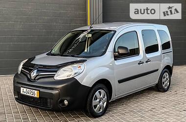 Минивэн Renault Kangoo пасс. 2014 в Виннице