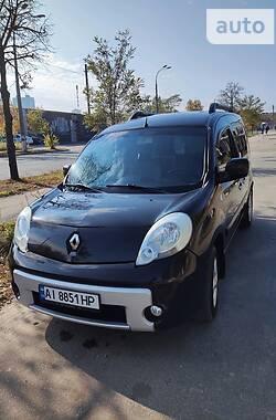 Минивэн Renault Kangoo пасс. 2012 в Киеве