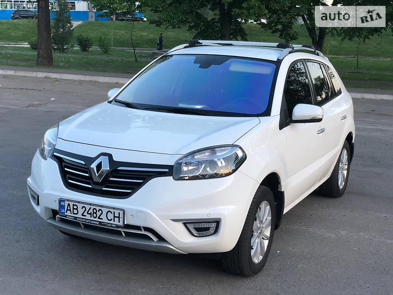 Renault Koleos 2016 в Виннице