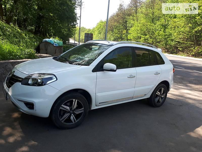 Renault Koleos 2013 в Виннице