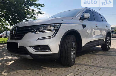 Внедорожник / Кроссовер Renault Koleos 2017 в Львове