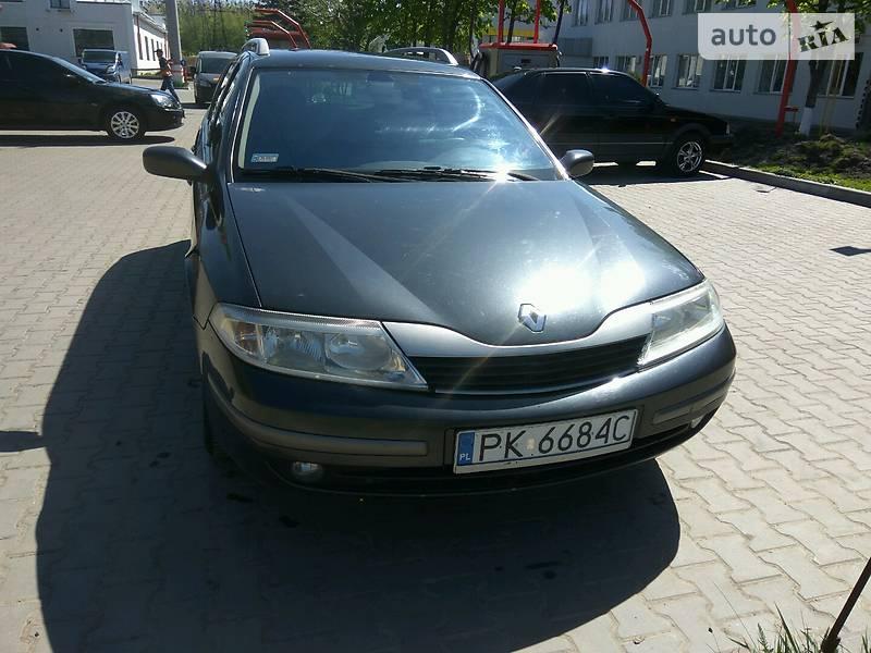 Renault Laguna 2003 в Виннице