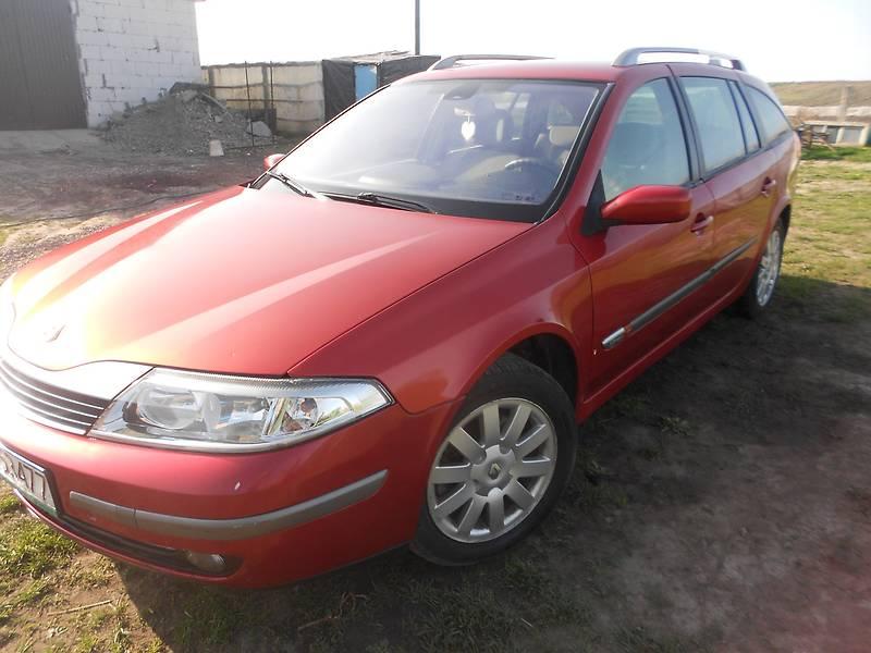 Renault Laguna 2001 в Владимир-Волынском