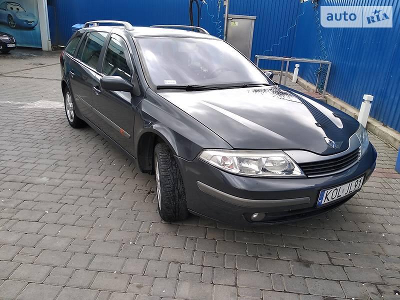 Renault Laguna 2002 в Коломиї