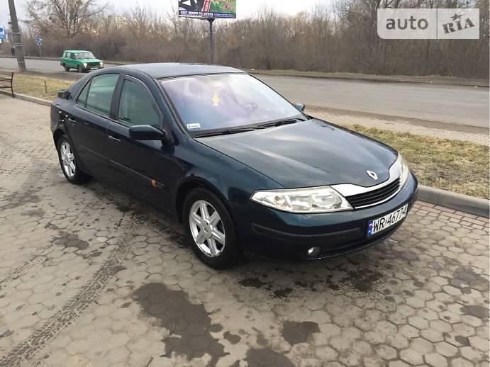 Renault Laguna 2003 в Рожище