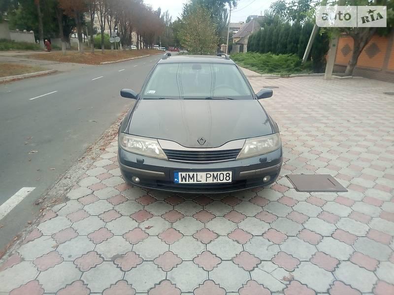 Renault Laguna 2001 в Донецке