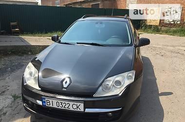 Renault Laguna 2010 в Зенькове