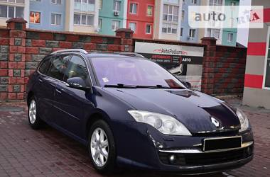 Renault Laguna 2008 в Львове