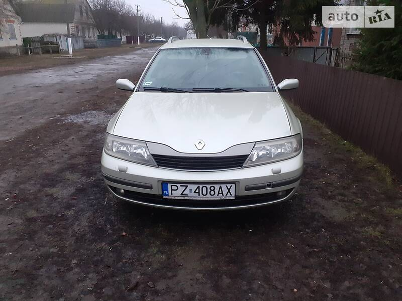 Renault Laguna 2000 в Сумах