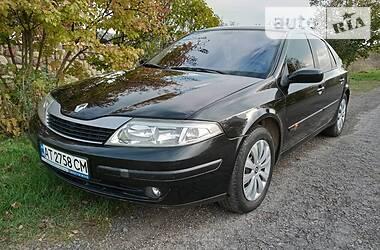 Renault Laguna 2003 в Тлумаче